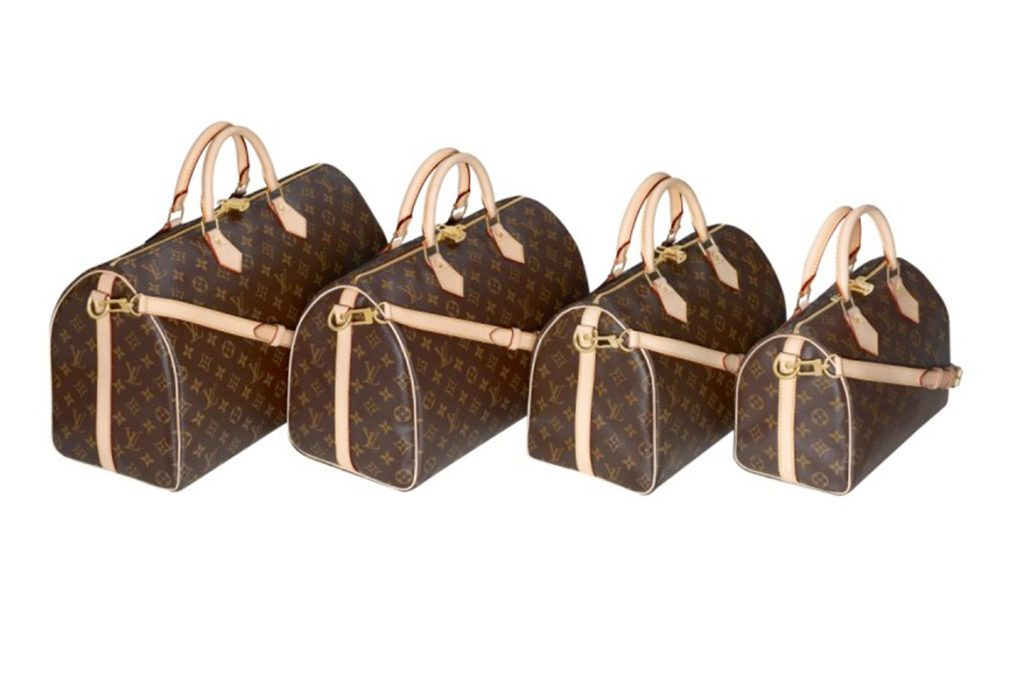 8c0f20b7014 The Louis Vuitton Speedy we know and love was first produced in 1930 and  christened the  Express . It was the first bag produced by Louis Vuitton  designed ...